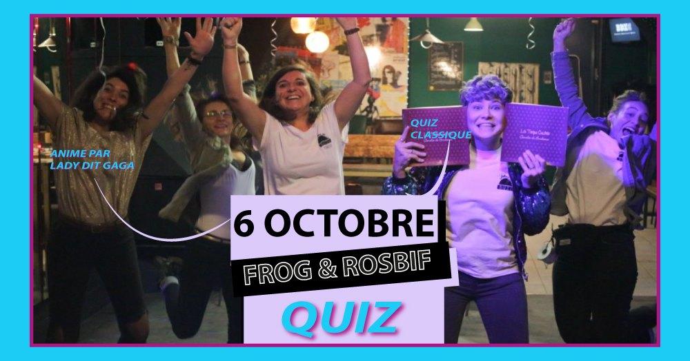 quiz frog and rosbif octobre
